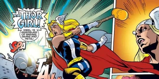 Ngoài Thor ra thì đây là những nhân vật xứng đáng và có thể nâng được cây búa thần của Marvel - Ảnh 10.