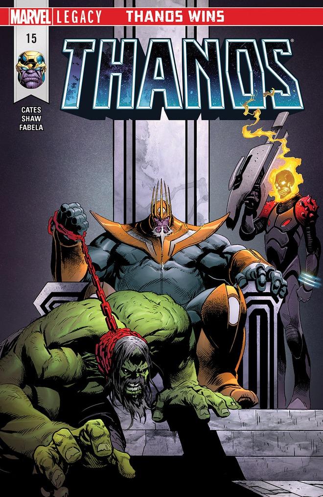 Sẽ ra sao nếu Thanos trở thành Captain America, kết hợp với Darkseid hay trở thành một vị vua già? - Ảnh 4.