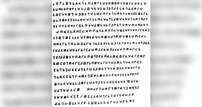 Những mật mã bí ẩn trong lịch sử mà cho tới nay vẫn chưa tìm được lời giải đáp - Ảnh 2.