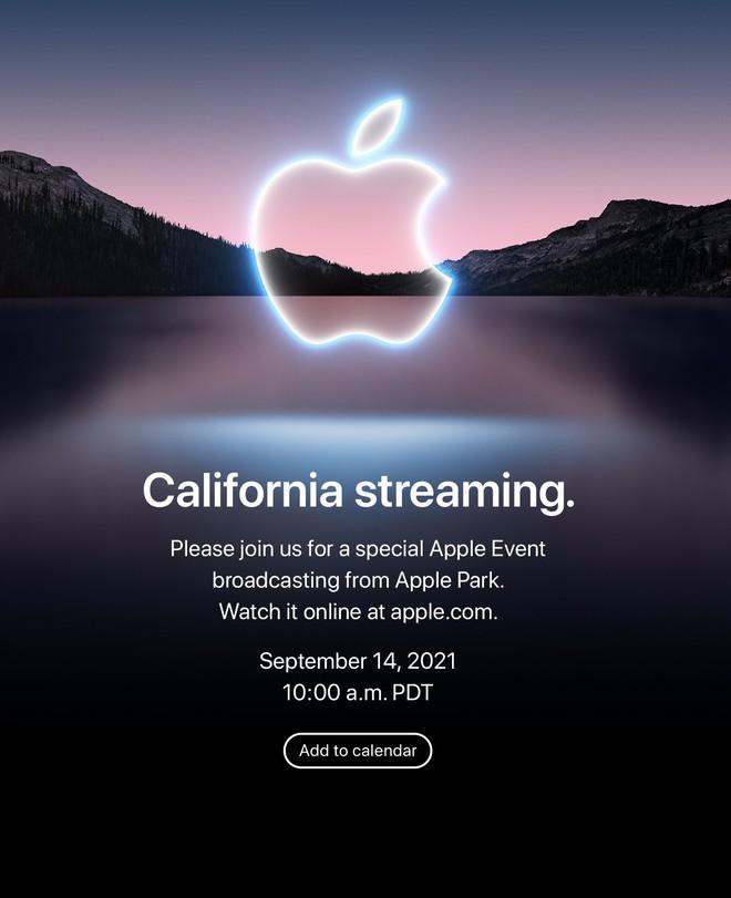 Apple ấn định ngày ra mắt iPhone 13 - Ảnh 1.