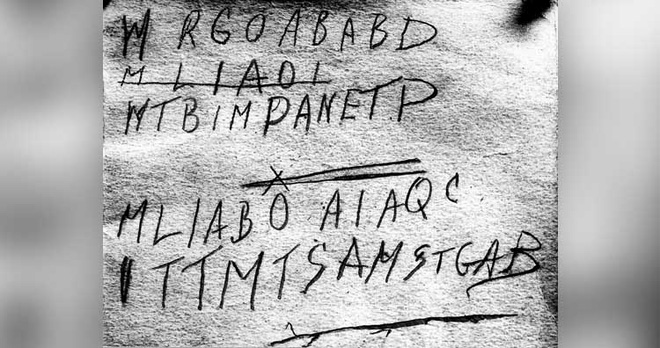Những mật mã bí ẩn trong lịch sử mà cho tới nay vẫn chưa tìm được lời giải đáp - Ảnh 8.