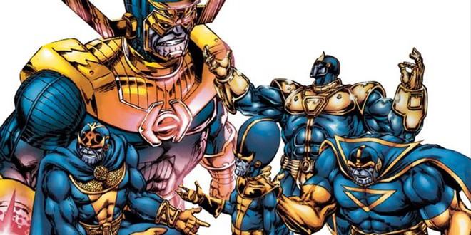 Sẽ ra sao nếu Thanos trở thành Captain America, kết hợp với Darkseid hay trở thành một vị vua già? - Ảnh 7.