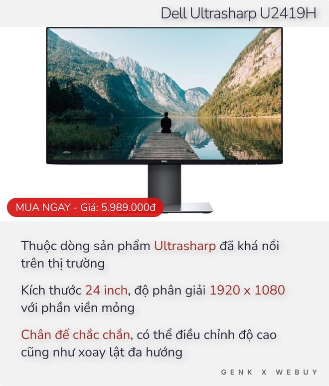 Săn màn hình máy tính cho nhu cầu học tập, làm việc và giải trí trong mùa giãn cách - Ảnh 3.