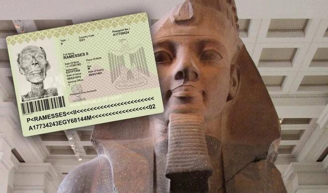 Trí tuệ nhân tạo giúp phục dựng thành công khuôn mặt của pharaoh Ai Cập từ xác ướp - Ảnh 4.