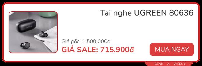 """Lượn chợ mạng """"gom"""" đủ 9 deal hot tai nghe ngày 9.9, có mẫu giảm tới 90% rẻ bèo không mua là tiếc - Ảnh 7."""
