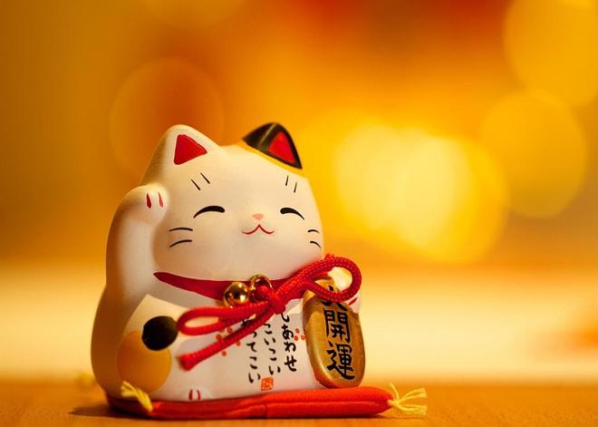 Maneki-Neko là gì? Hãy khám phá nguồn gốc hấp dẫn của chú mèo may mắn đến từ Nhật Bản - Ảnh 5.