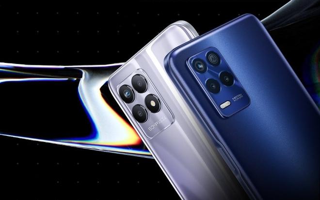 Realme ra mắt bộ đôi smartphone giá rẻ mới: Màn hình tần số quét cao, pin 5000mAh, chip MediaTek mới, giá từ 4.3 triệu đồng - Ảnh 1.