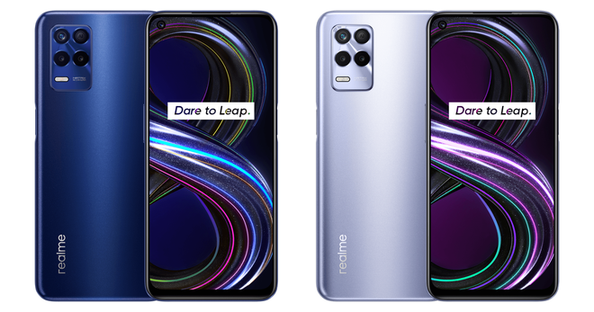 Realme ra mắt bộ đôi smartphone giá rẻ mới: Màn hình tần số quét cao, pin 5000mAh, chip MediaTek mới, giá từ 4.3 triệu đồng - Ảnh 2.