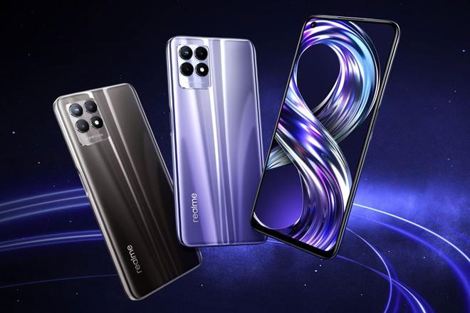 Realme ra mắt bộ đôi smartphone giá rẻ mới: Màn hình tần số quét cao, pin 5000mAh, chip MediaTek mới, giá từ 4.3 triệu đồng - Ảnh 3.