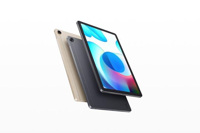 Realme ra mắt tablet đầu tiên, giá từ 4.3 triệu đồng - Ảnh 1.