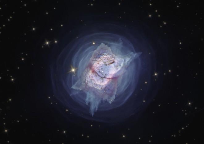 Các nhà khoa học đã tìm thấy phân tử đầu tiên trong vũ trụ nhờ vào tinh vân cách chúng ta 3.000 năm ánh sáng - Ảnh 3.