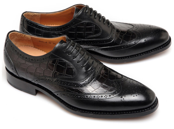 free shipping luxurious men oxford shoes made of best cow leather imported from italy size 39 1480593959665