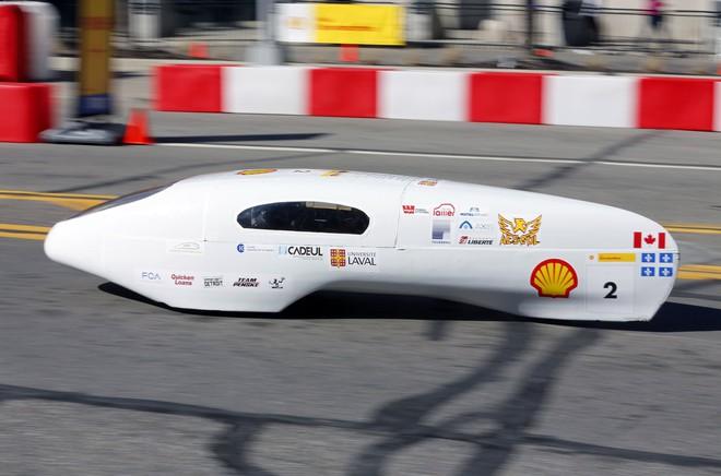 Cuộc thi Shell Eco-marathon.