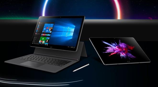 CoreBook là chiếc tablet lai laptop mới nhất của Chuwi.