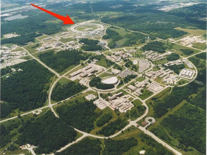 Toàn cảnh khuôn viên phòng thí nghiệm Argonne.