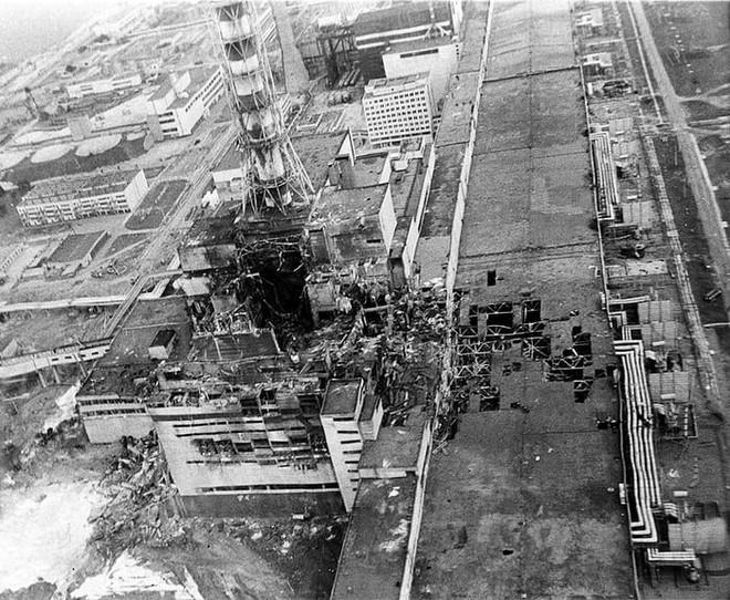 Thảm họa hạt nhân năm 1986 đã biến Chernobyl thành một vùng đất chết.