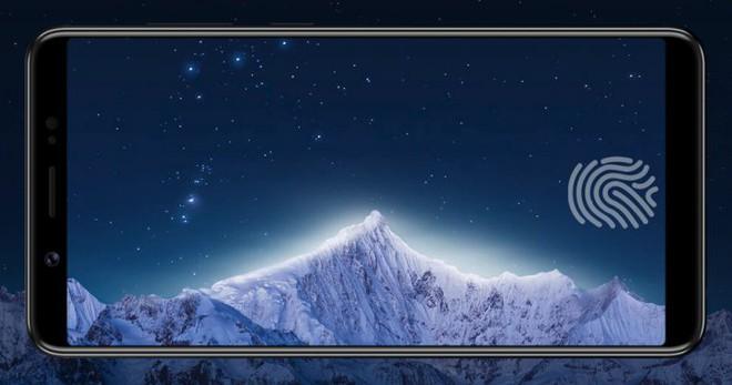 Vivo cũng muốn tích hợp vân tay phía dưới màn hình để thiết kế màn hình vô cực được hoàn hảo hơn.