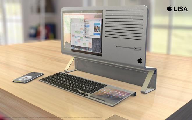 Hệ điều hành 34 năm tuổi Lisa sắp tái xuất trên những thiết bị hiện đại nhất.