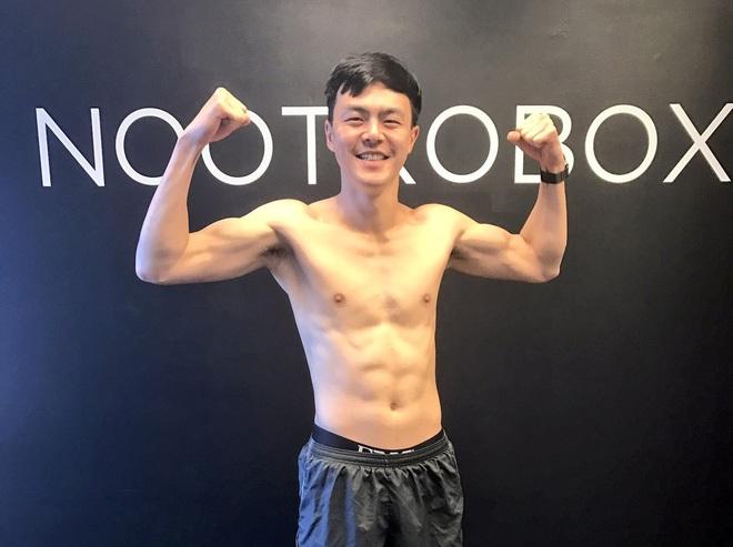 Geoffrey Woo nhịn ăn 36 tiếng mỗi tuần và 3 ngày mỗi quý