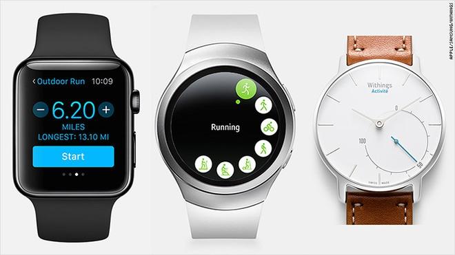 Nếu sử dụng pin thể rắn, các mẫu smarwatch và smartphone sẽ có dung lượng pin lớn hơn đáng kể