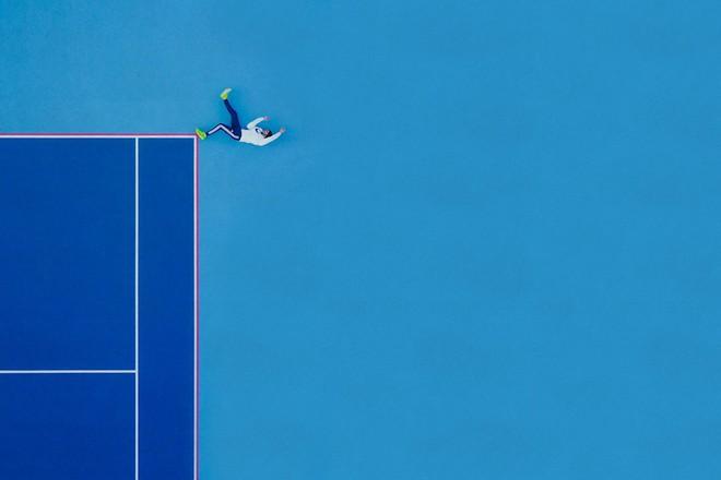 Vị trí thứ nhất: Một bức ảnh đem lại cảm giác trừu tượng khá sâu. Tác giả Martin Sanchez