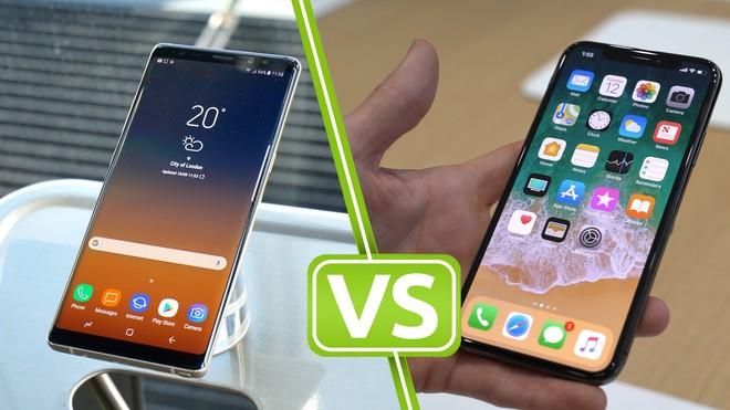 Cuộc đối đầu giữa hai chiếc smartphone được mong đợi nhất năm đã diễn ra!