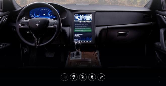 Qualcomm đang ấp ủ tham vọng trở thành một thế lực trong ngành công nghiệp xe tự lái.