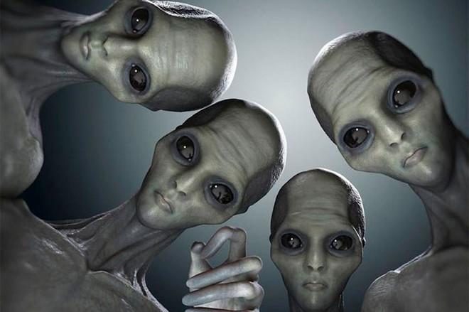 Rất có thể người ngoài hành tinh có ngoại hình giống với con người Trái Đất.