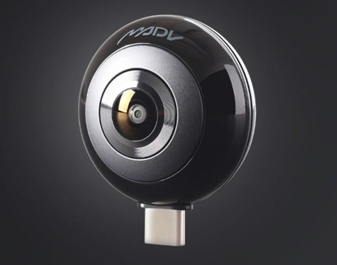 Xiaomi giới thiệu camera di động: nhỏ gọn như USB, có thể cắm vào smartphone và chụp hình mọi lúc mọi nơi - Ảnh 5.
