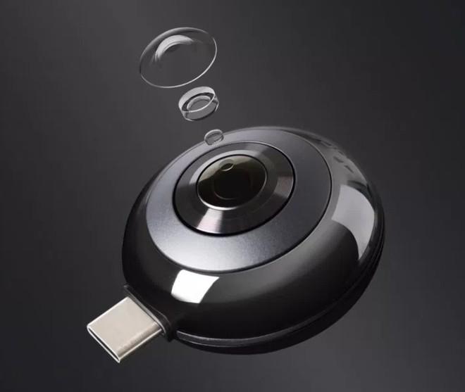 Xiaomi giới thiệu camera di động: nhỏ gọn như USB, có thể cắm vào smartphone và chụp hình mọi lúc mọi nơi - Ảnh 4.