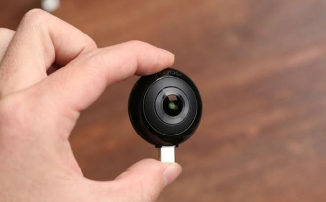 Xiaomi giới thiệu camera di động: nhỏ gọn như USB, có thể cắm vào smartphone và chụp hình mọi lúc mọi nơi - Ảnh 8.