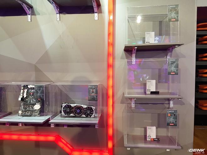 Colorful ra mắt dòng Card đồ họa iGame GTX1080Ti phiên bản RNG Edition, bên cạnh những chiếc SSD hàng đầu - Ảnh 8.