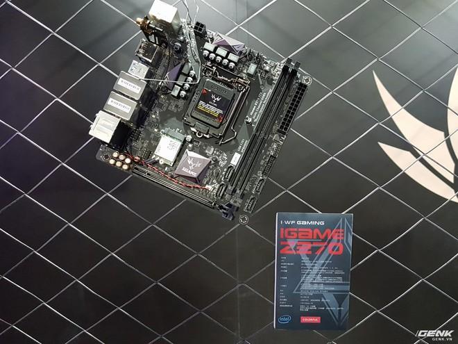 Colorful ra mắt dòng Card đồ họa iGame GTX1080Ti phiên bản RNG Edition, bên cạnh những chiếc SSD hàng đầu - Ảnh 7.