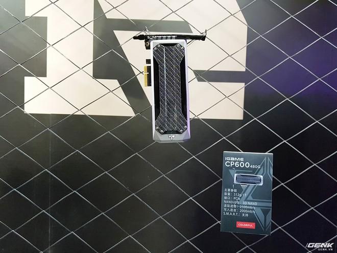 Colorful ra mắt dòng Card đồ họa iGame GTX1080Ti phiên bản RNG Edition, bên cạnh những chiếc SSD hàng đầu - Ảnh 9.