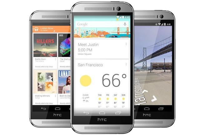 Android One trở lại ấn tượng với các sản phẩm của HTC, Xiaomi hay Motorola.