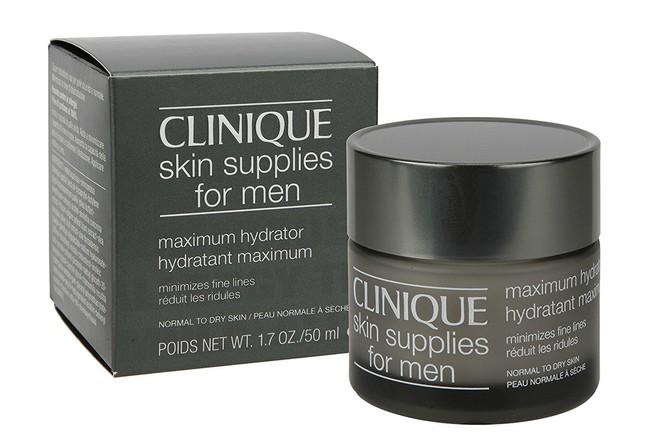 Một hộp Clinique For Men Maximum Hydrator 50ml có giá 36 USD (khoảng 818.000 đồng) trên website hãng, có thể dùng được khoảng 6 tháng, thực sự là một món đồ rất nên đầu tư.