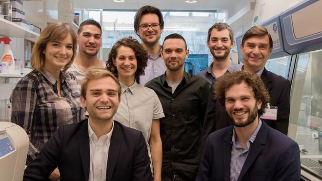Đội ngũ các nhà nghiên cứu và nhân viên tại Eligo
