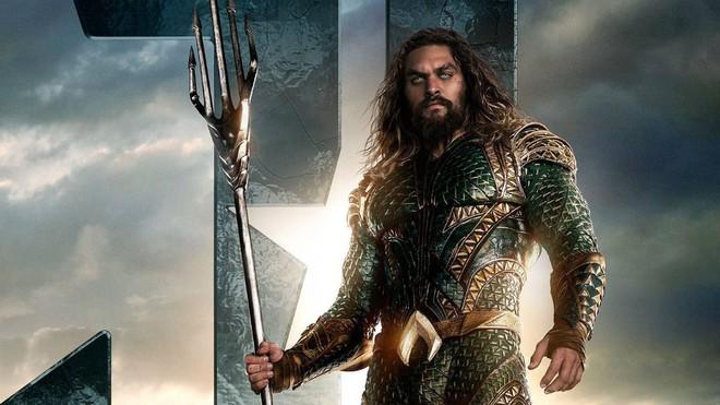 Aquaman trong bom tấn Justice league sẽ do diễn viên Jason Momoa thủ vai.