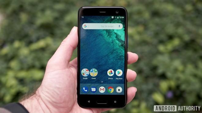 Kế hoạch phủ sóng Android trên mọi phân khúc của Google đã dần hoàn thành.