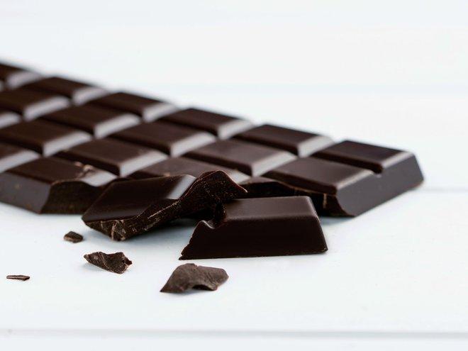 Tôi là tôi không từ chối việc ăn sô cô la hàng ngày đâu