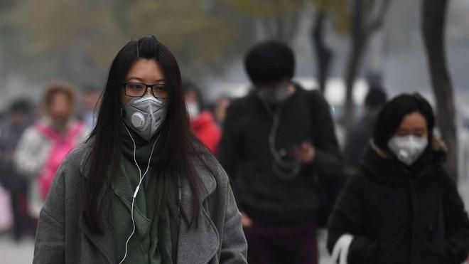 Mọi người đang dần quen với việc sống trong một môi trường ô nhiễm khói bụi.