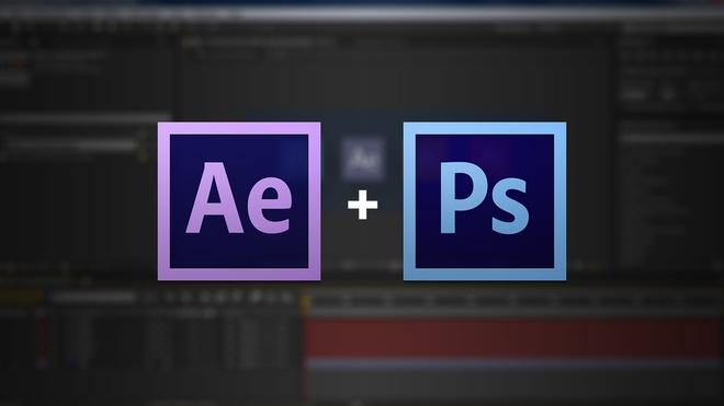 Photoshop và After Effects là hai phần mềm phổ biến nhưng không hề dễ sử dụng của Adobe.