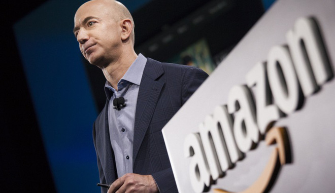 Amazon đang vươn lên mạnh mẽ
