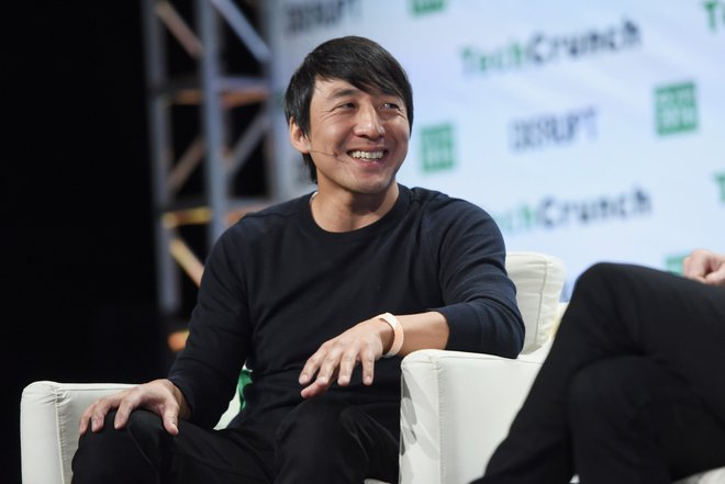 Nhà sáng lập và điều hành Giphy, Alex Chung.