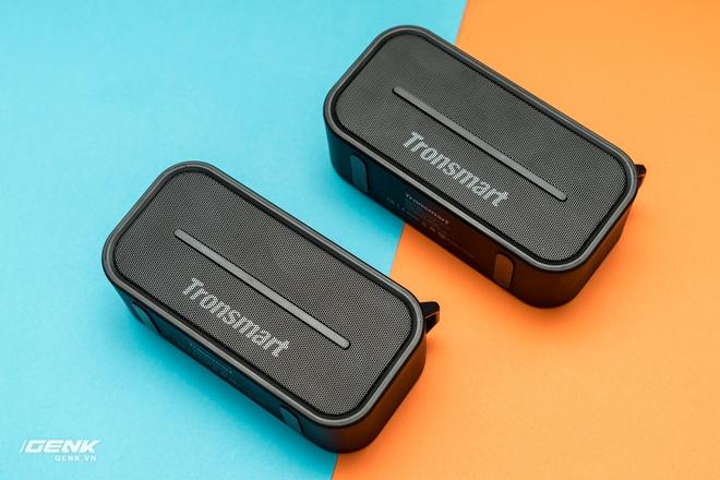 Đánh gia loa di động Tronsmart T2: nhỏ gọn, chống nước, kết nối được 2 loa cùng lúc, giá dưới 1 triệu đồng - Ảnh 11.