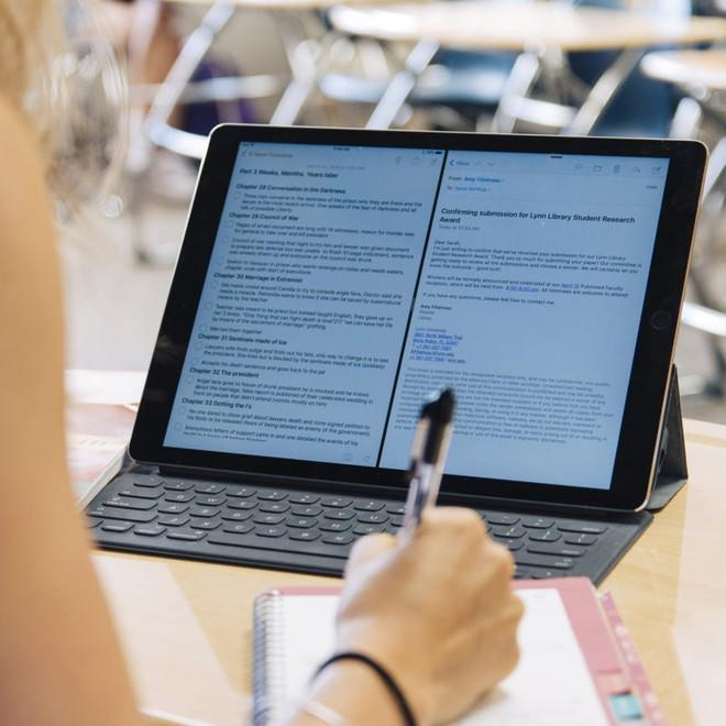 Liệu những chiếc iPad Pro này có được sử dụng đúng mục đích?