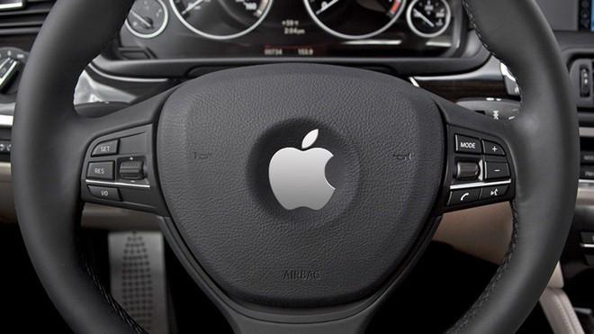 Apple đã phá bỏ bức tường bí mật về xe tự lái?