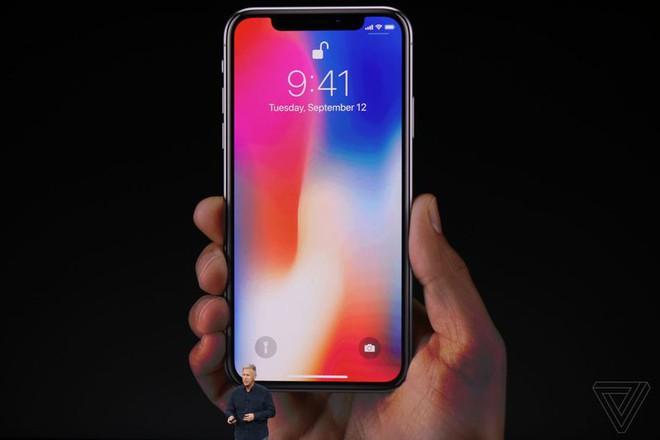 iPhone X thế hệ mới của Apple.