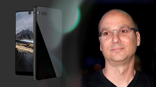 CEO Andy Rubin phải đứng ra xin lỗi vì sự cố làm lộ thông tin khách hàng