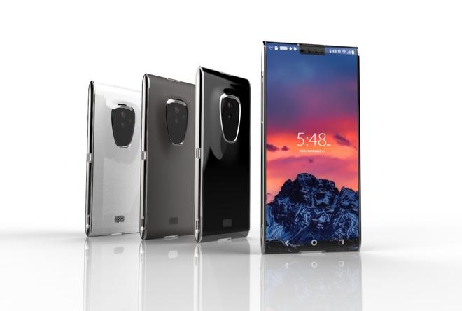 Chiếc smartphone thuộc dòng thiết bị Finney.
